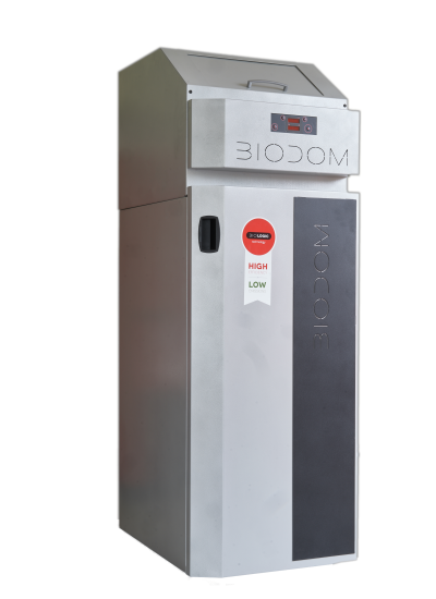 pelletikatel Biodom C15L